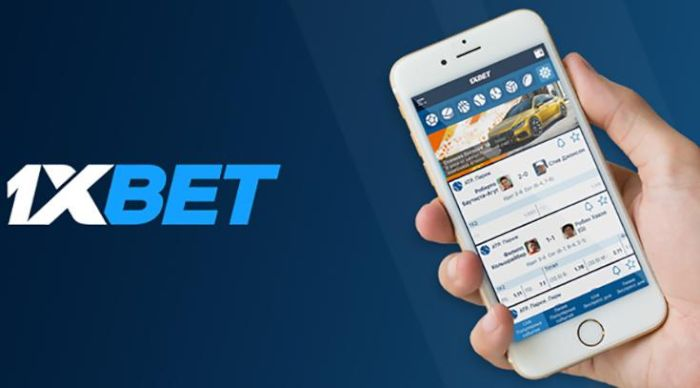 1xBet mobile app